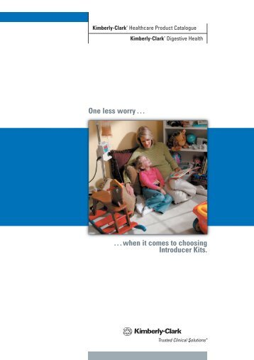 Digestive Health Introducer Kits:Layout 1 - Kimberly-Clark Health Care