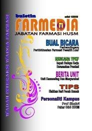 Farmedia Edisi 1 - Kampus Kesihatan - USM