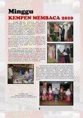 KEMPEN MEMBACA 2010 - Kampus Kesihatan - USM - Page 5