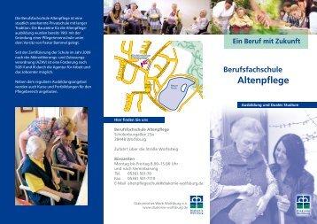 Berufsfachschule Altenpflege - Diakonie Wolfsburg