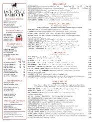 Beginnings - Restaurant Guide of Kansas City