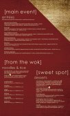 View Our Sushi Menu - Page 4