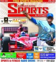 April - Kansas City Sports & Fitness Magazine