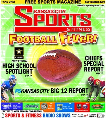 September - Kansas City Sports & Fitness Magazine