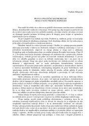 Vladimir Beljanski PRAVO I POLITIČKI EKSTREMIZAM ...
