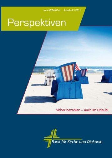 Perspektiven Ausgabe 2/2011.pdf - KD-Bank