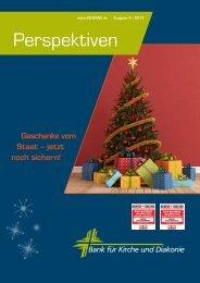 """Perspektiven, Ausgabe 04/2012 (S. 8 """"Businesskarten für ... - KD-Bank"""