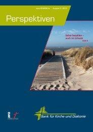Perspektiven Ausgabe 2/2013.pdf - KD-Bank