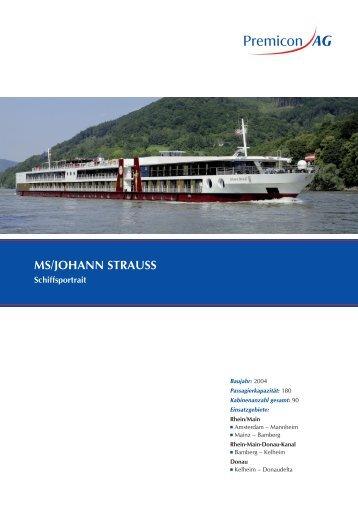 MS/Johann StrauSS