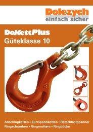 Dokettplus Güteklasse 10 - Dolezych Gmbh & Co.
