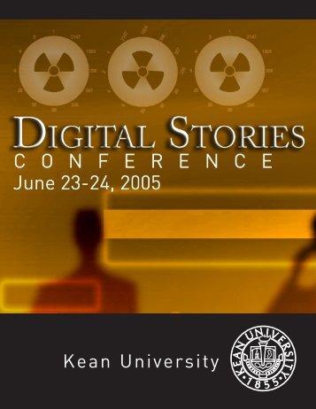 print conference brochure - Kean University