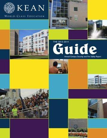 The Guide - Kean University