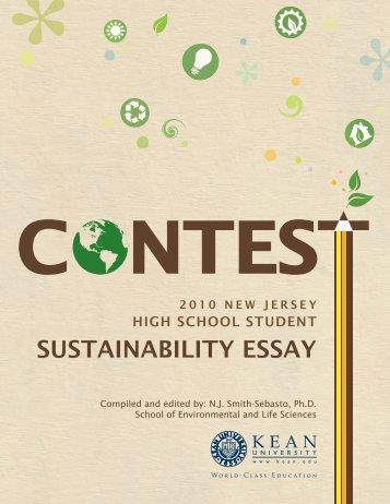 kean university application essay