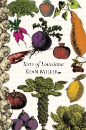 Taste of Louisiana - Kean Miller LLP