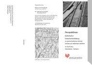 Perspektiven - KEB Katholische Erwachsenenbildung Diözese ...