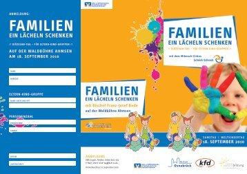 FAmilien FAmilien - KEB Osnabrück