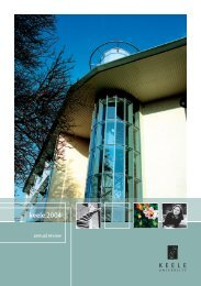 2004 Annual Review - Keele University