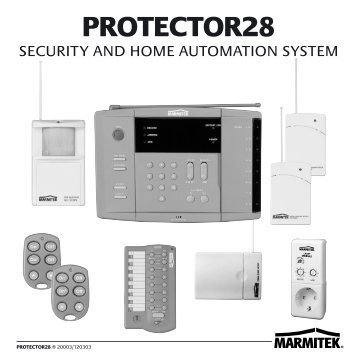security and home automation system