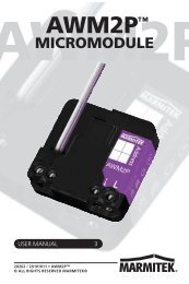 AWM2P™ - Keene Electronics