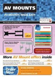 av mounts made easy