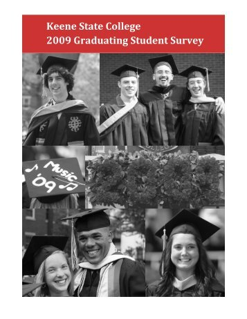 Keene State College 2009 Graduating Student Survey