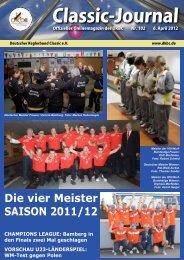 Online Classic-Journal 102 - Deutscher Kegler