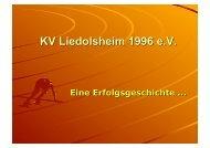 Präsentation (PDF, 14,1 MB) - Kegelverein Liedolsheim eV