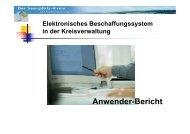 Anwender-Bericht - KEG Saar