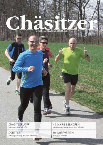 Chaesitzer 3/2013 - Gemeinde Kehrsatz
