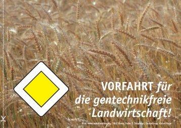 Postkarte an Minister Seehofer