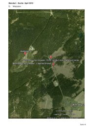 Standort 5 - Kein neuer Funkturm in Lehesten