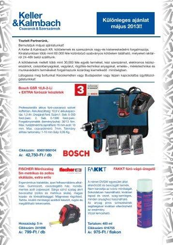 KK letak HU - Keller & Kalmbach GmbH