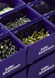 Download Broschüre C-Teile-Management - Keller & Kalmbach GmbH