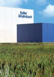 Download Broschüre als PDF - Keller & Kalmbach GmbH