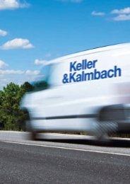 Automotivebroschüre als PDF - Keller & Kalmbach GmbH