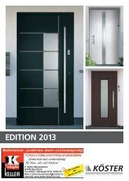 Haustüren Edition 2013