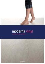 Katalog Moderna Vinyl Fußböden
