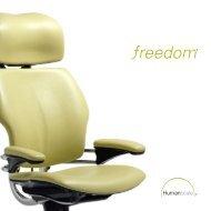 Humanscale Freedom Task Chair - Keller Office