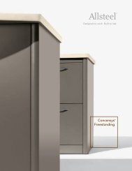 Concensys® Freestanding - Keller Office