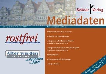 Mediadaten - Kellner Verlag