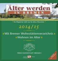 Älter werden - Kellner Verlag