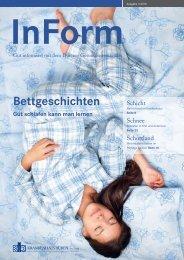 Inform - Gut informiert mit dem Dürener Gesundheitsmagazin, Ausgabe 3 2013