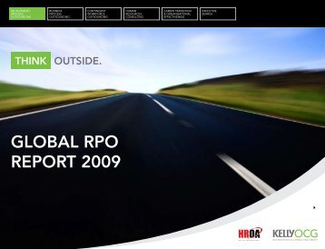 Global RPO Report 2009