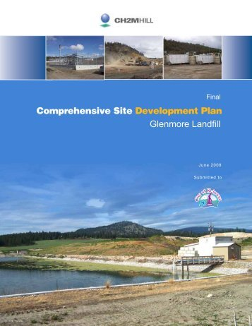 Comprehensive Site Development Plan ... - City of Kelowna