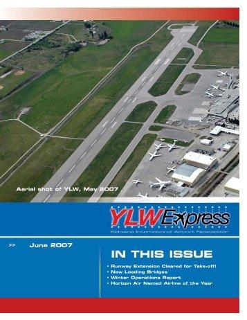 YLW Express June 2007.pdf - City of Kelowna