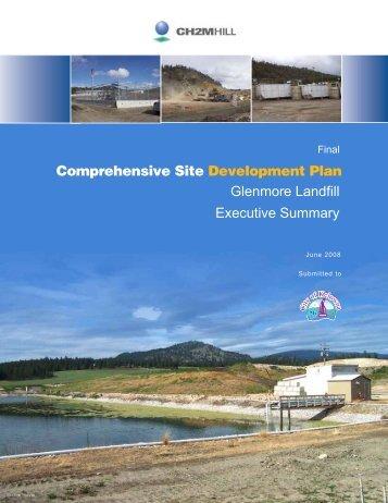 Glenmore Landfill - City of Kelowna
