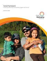 Social Framework.pdf - City of Kelowna
