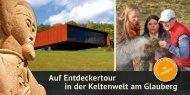 """""""Führungen für Gruppen"""" als PDF-Download - Keltenwelt am Glauberg"""