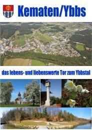Infofolder Gemeinde - Marktgemeinde Kematen/Ybbs