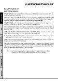 """TUFLEX und TUFLEX BLUE """"Extrem hart im ... - Dunlop Hiflex GmbH - Seite 4"""